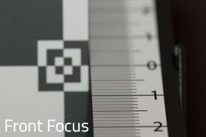 Front Focus