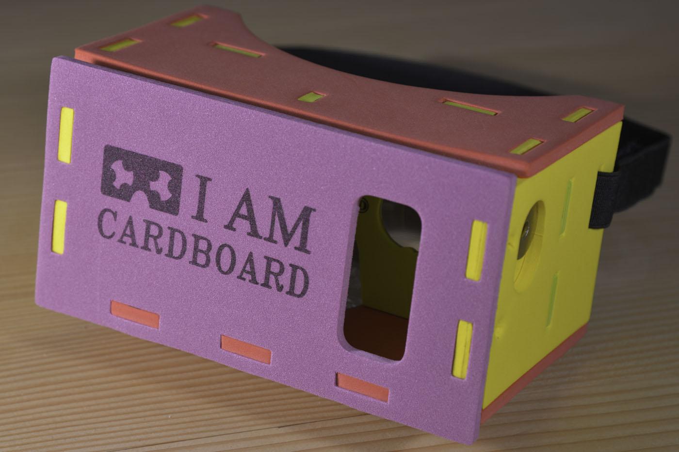 I am Cardboard