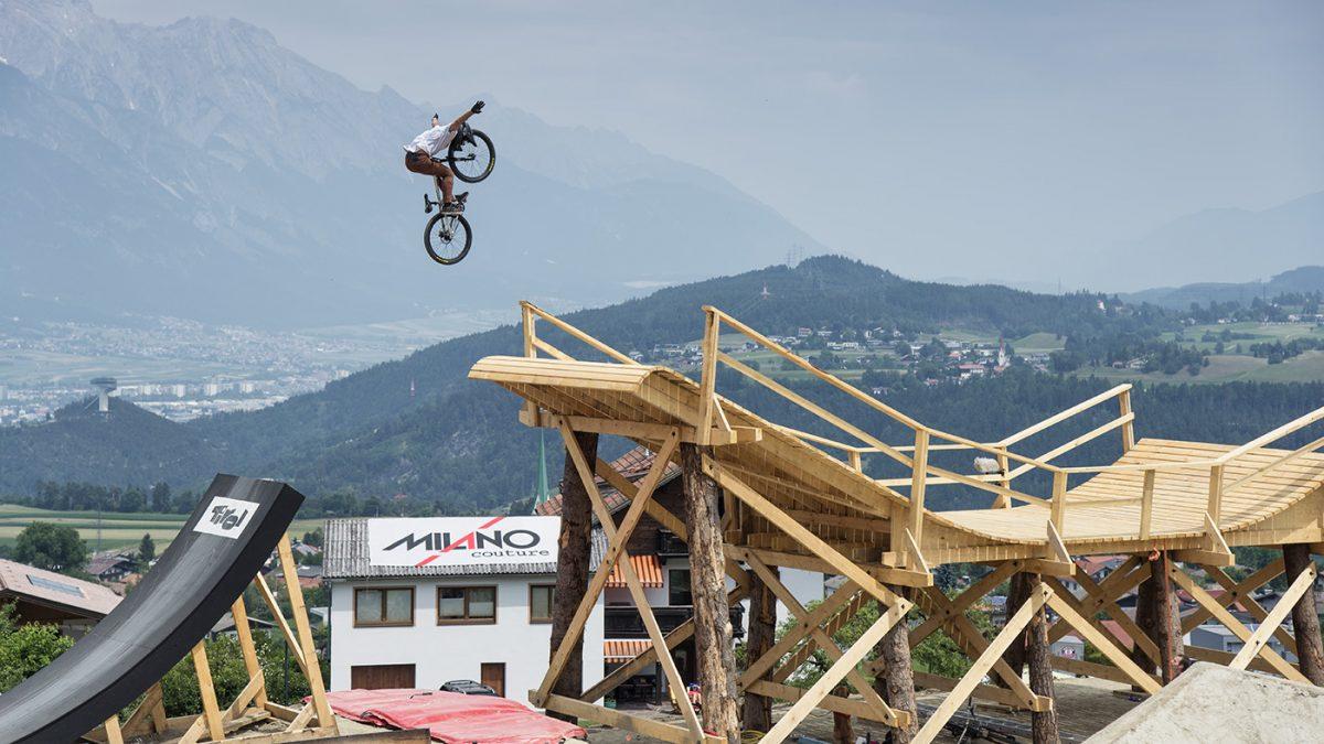 Crankwork Innsbruck Slopestyle